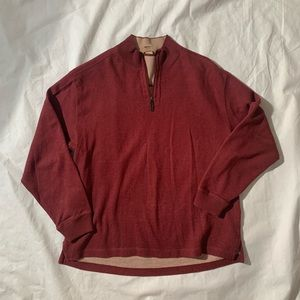 """Jos A Bank Size XL Pullover Sweater Length 32"""""""